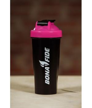 "Bona Fide: Shaker ""Black & Pink"" 600 мл"