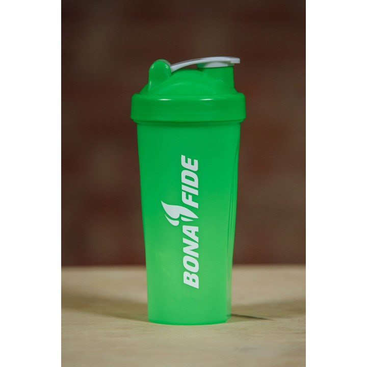"Аксессуары Bona Fide: Shaker ""Green"" 600 мл"