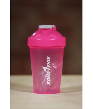 """Bona Fide: Shaker """"Pink"""" 400 мл"""