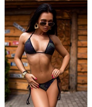 "Bona Fide: Bikini ""Military Special Forces"" (с чашками)"