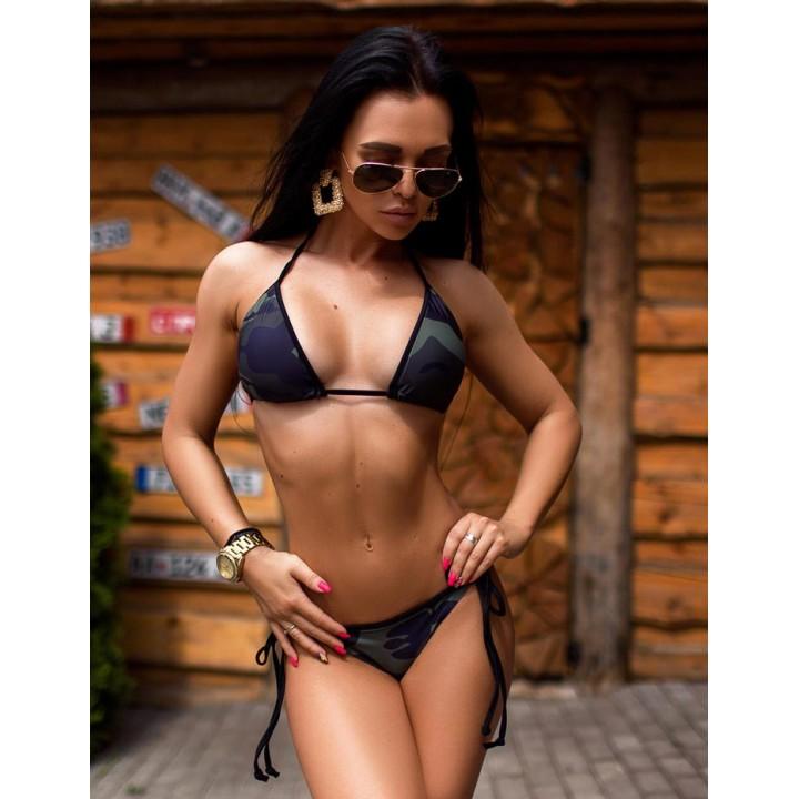 "Купальники Bona Fide: Bikini ""Military Special Forces"" (с чашками)"