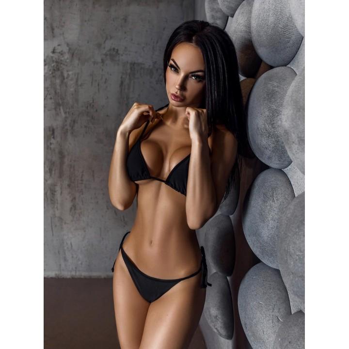 "Купальники Bona Fide: Mini Bikini ""Black"""