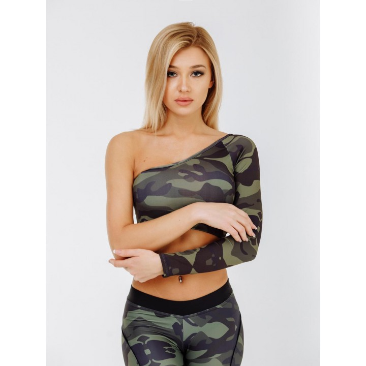 "Рашгарды Bona Fide: Rashguard Mini Single ""Military Special Forces"""