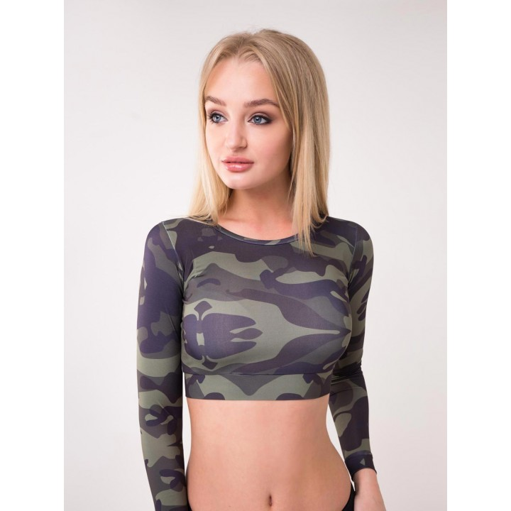 "Рашгарды Bona Fide: Rashguard Mini ""Military Special Forces"""