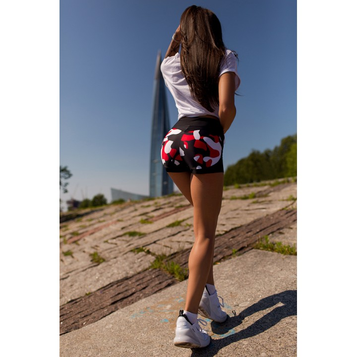 "Шорты Bona Fide: Mega Shorts ""Military Chilly"""