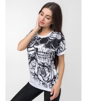 """Bona Fide: T-Shirt Loose """"Immortal Dark """""""