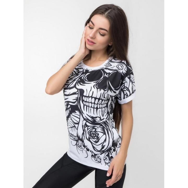 "Майки Bona Fide: T-Shirt Loose ""Immortal Dark """