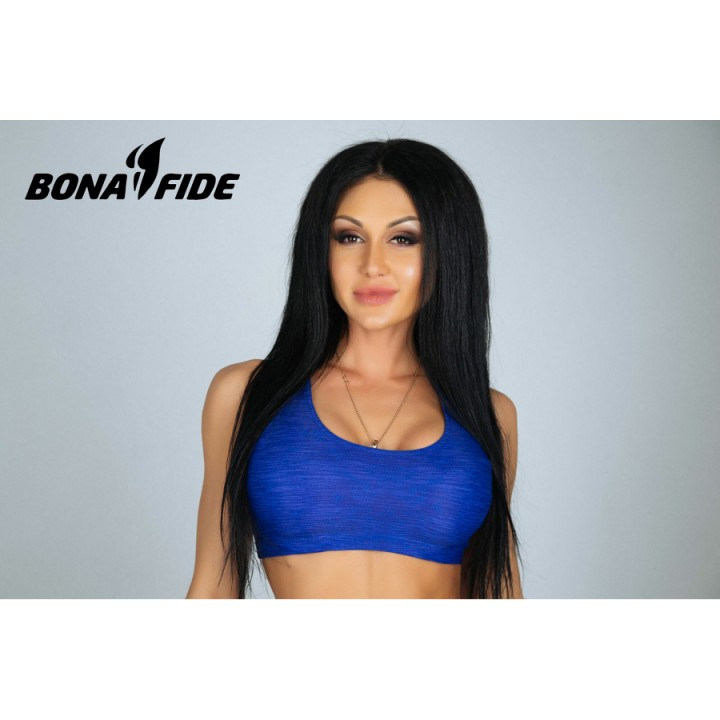 "Топы Bona Fide: MuscleTop ""OMG Blue"" V2.0"