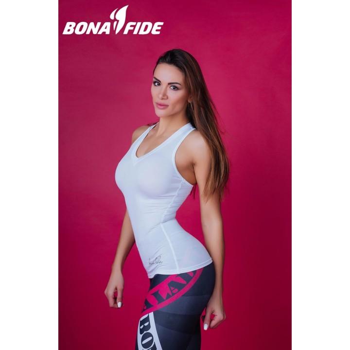 "Майки Bona Fide: BonaShort ""White"""